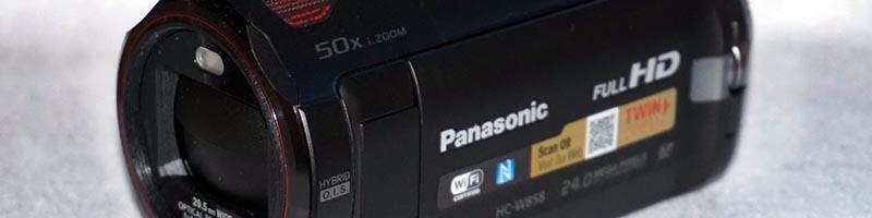 Filmen: Panasonic HC-W858/HC-V757 – Die Zweifachcam – Release!
