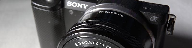 Fotografie: Sony alpha 5000 (ILCE-5000) – Wahre Größe