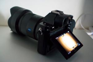 Eine Klasse für sich - Sony A7R mit Sony Zeiss 55mm 1.8